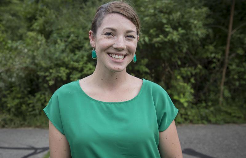 Storyteller Marissa Thaler
