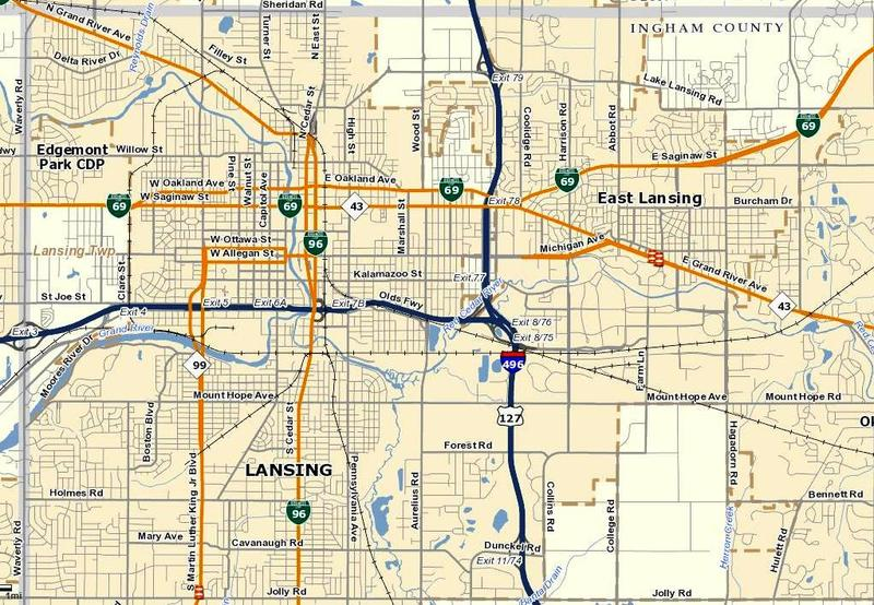 US 127 between I-496 and Lake Lansing Rd. will be closed from 9 p.m. Friday Aug 11 to 7 a.m. Monday August 14.