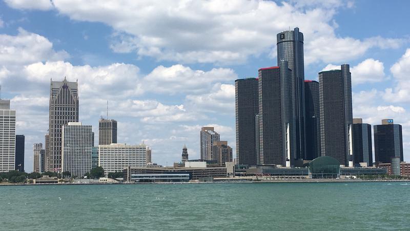 Detroit Water Front