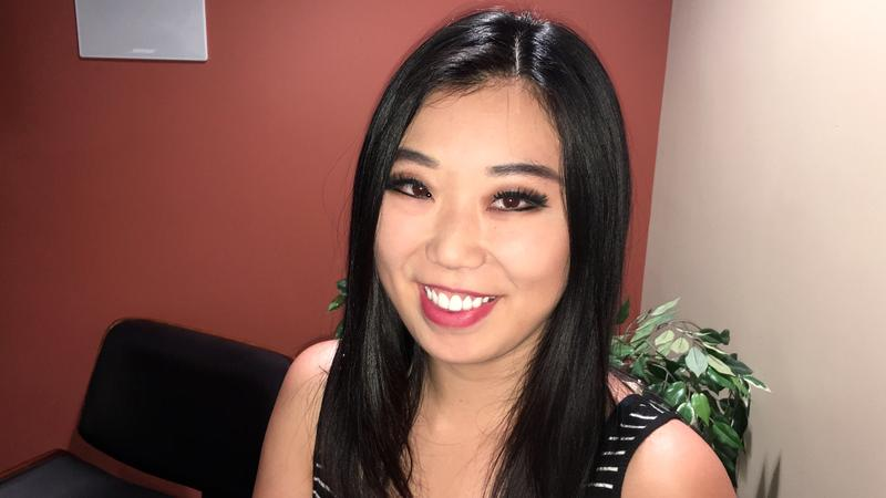 Arianna Quan is a Korean-American who was born in China. She grew up in Michigan.