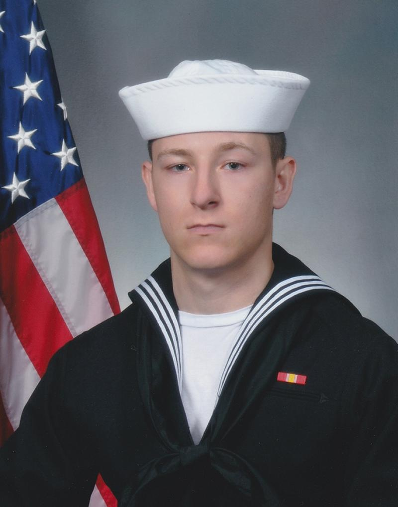 Electronics Technician 3rd Class Kenneth Aaron Smith