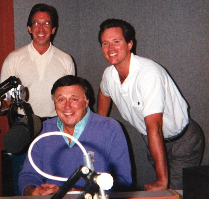 Tim Allen, J.P. McCarthy, Russ White - June 1992