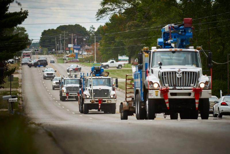 Consumers Energy is sending an additional 130 employees and contractors to help restore power in Georgia.