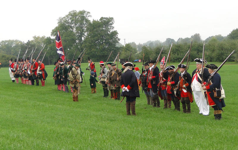 Muster at the Mill photo