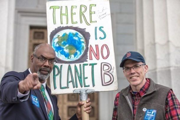 Aaron Mair was the Sierra Club's first black president
