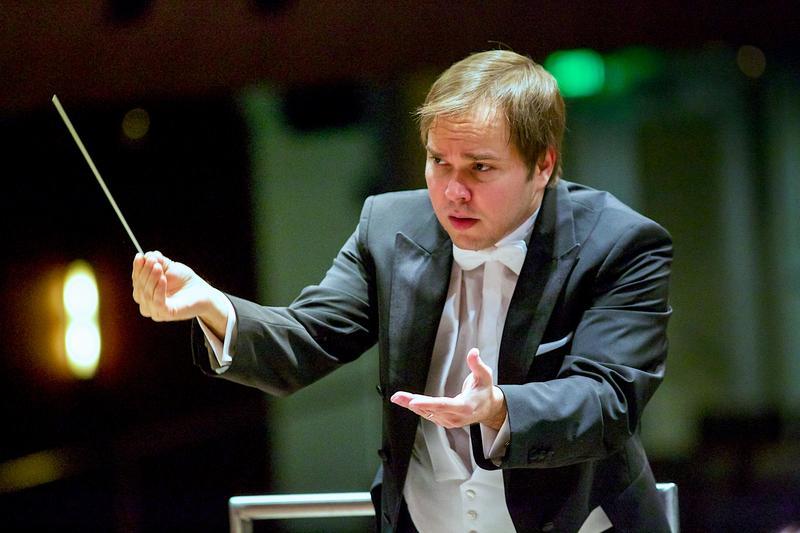 Grand Rapids Symphony's Maestro Marcelo Lehninger