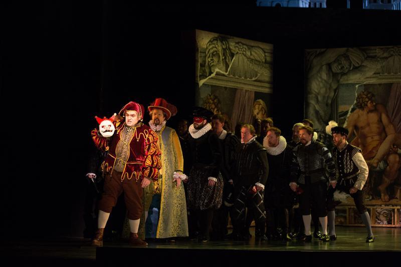 Verdi's Rigloletto