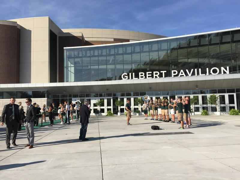 The Gilbert Pavilion