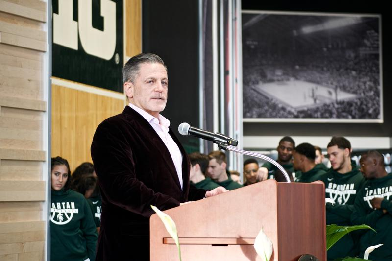 Dan Gilbert, chairman and founder of Quicken Loans, Inc. and owner of the Cleveland Cavaliers.