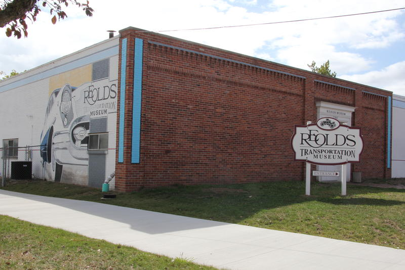 R.E. Olds Museum photo