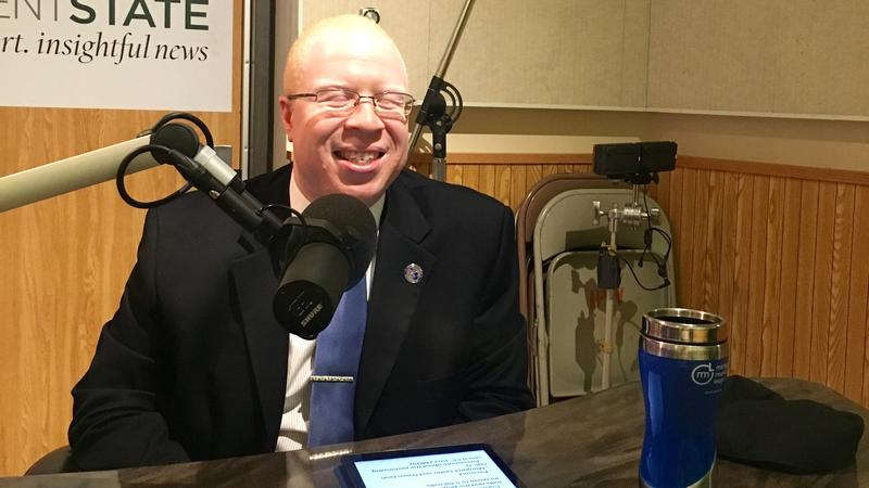 Marlon Brown, Mayor Pro Tem of Mason