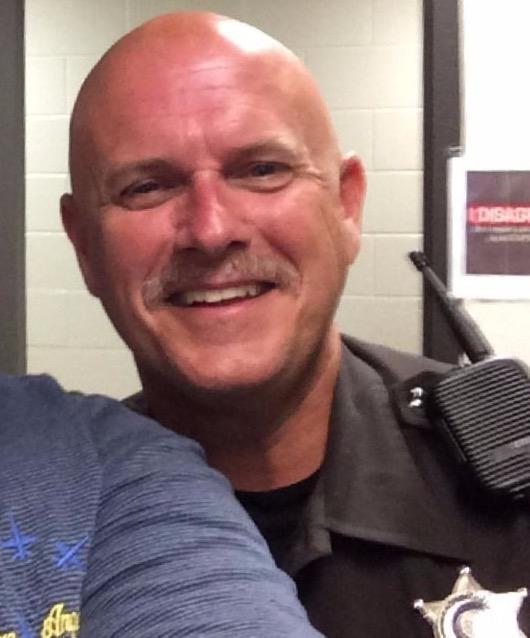 Oakland County Deputy Eric Overall