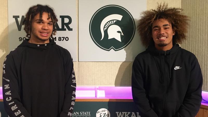 Matthew Abdullah (left) and Michael Lynn III (right)