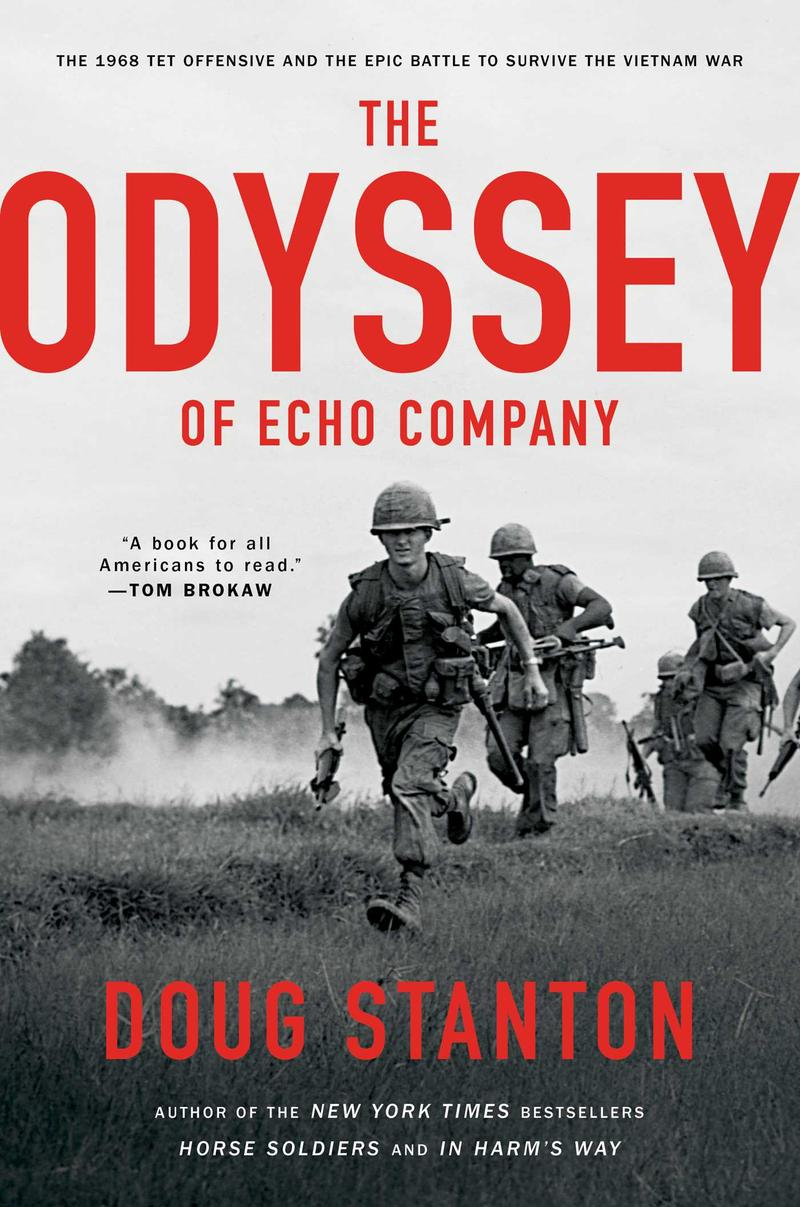 Doud Stanton's newest is The Odyssey of Echo Company