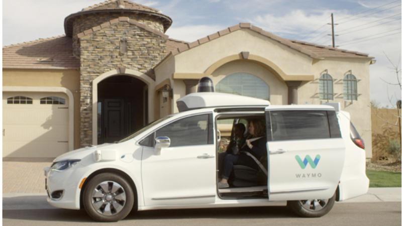 Autonomous Van