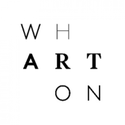 new Wharton Center logo