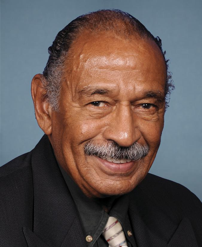 Rep. John Conyers (D) Michigan