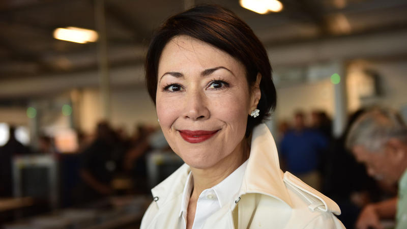 Ann Curry portrait