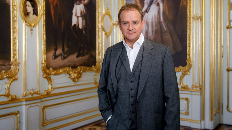 Portrait: Hugh Bonneville
