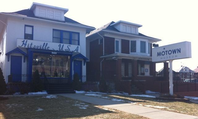 Motown Mansion in Detroit.
