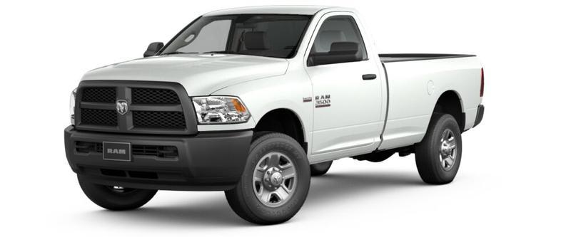 2017 Ram 3500 Heavy Duty truck