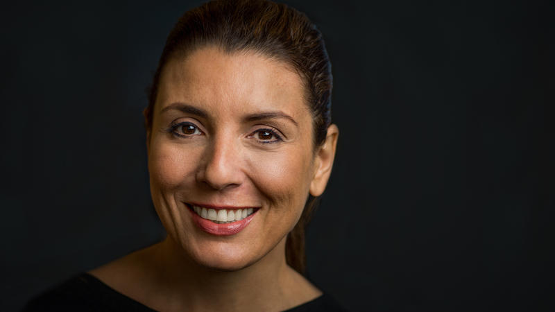 Portrait: Lulu Garcia-Navarro