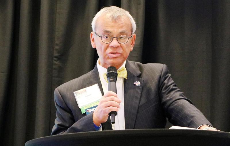 Michigan Dept. of Civil Rights Director Dr. Agustin Arbulu