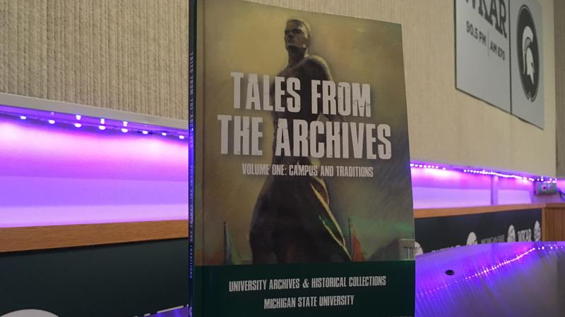Picture of book Tales from the Archives, Volume 1: Campus and Traditions.