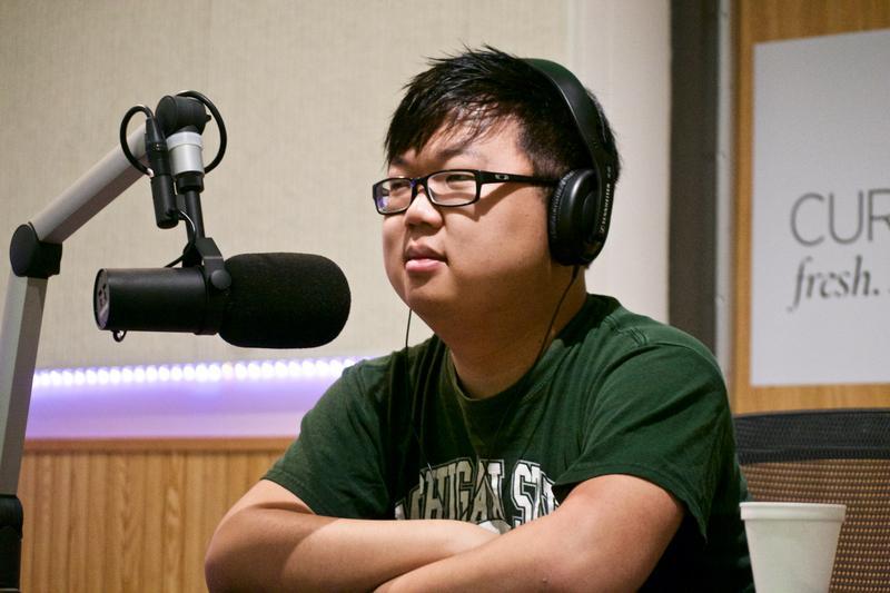 SungWon Cho AKA ProZD at WKAR Studios.