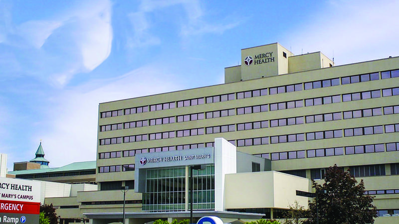 Mercy Health Saint Mary's Hospital in Grand Rapids