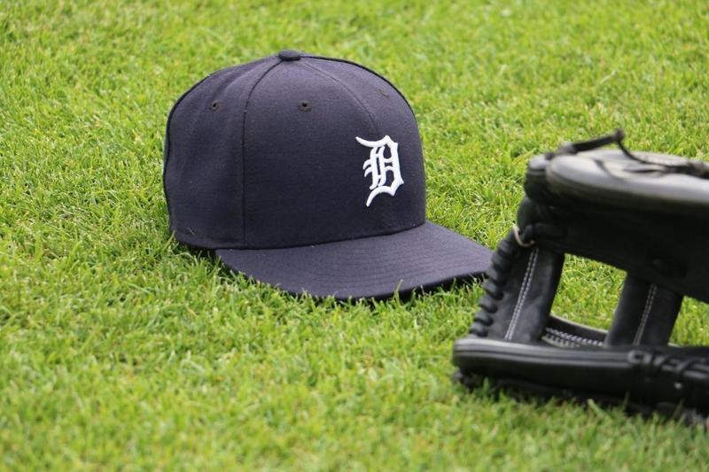 Detroit Tigers baseball cap