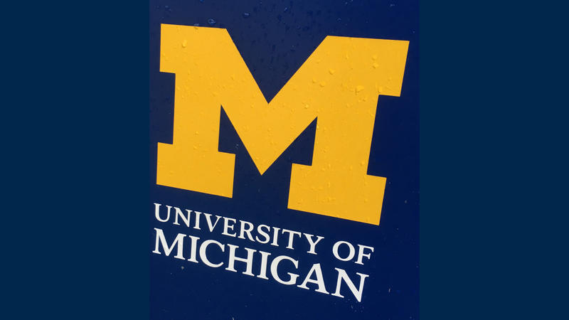 University of Michigan ogo