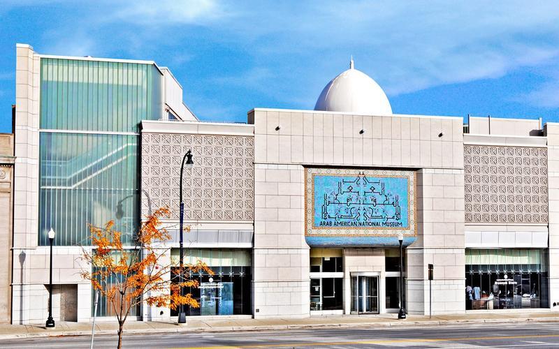 Arab American National Museum in Dearborn