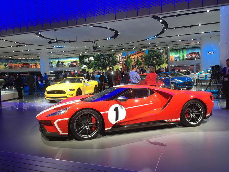Ford display photo