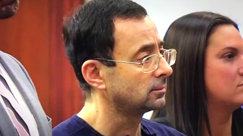 Larry Nassar photo