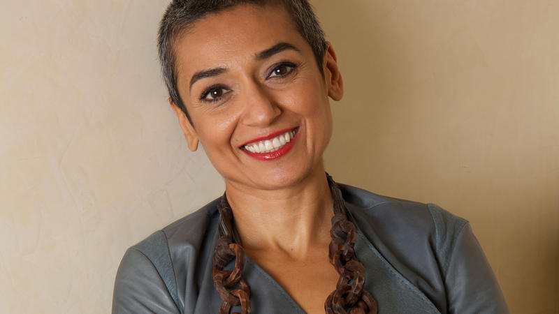 Zainab Salbi headshot