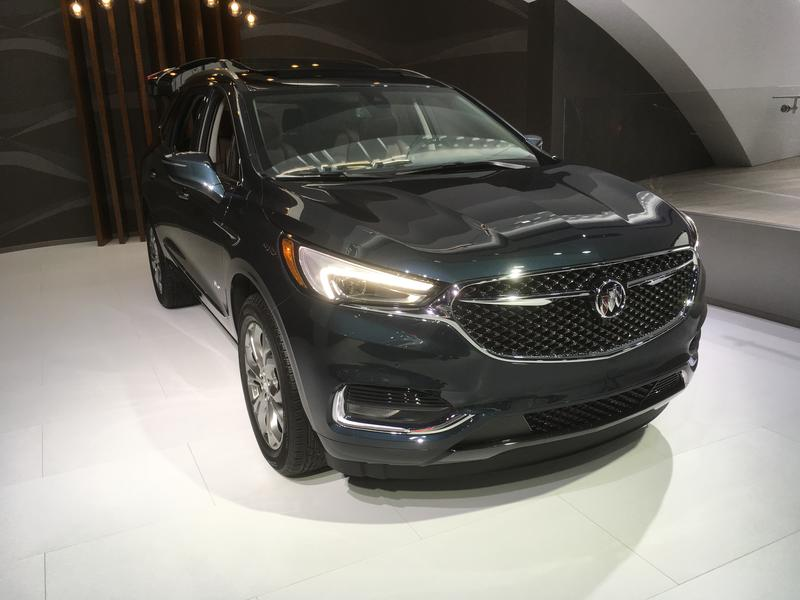 Buick Enclave Avenir photo