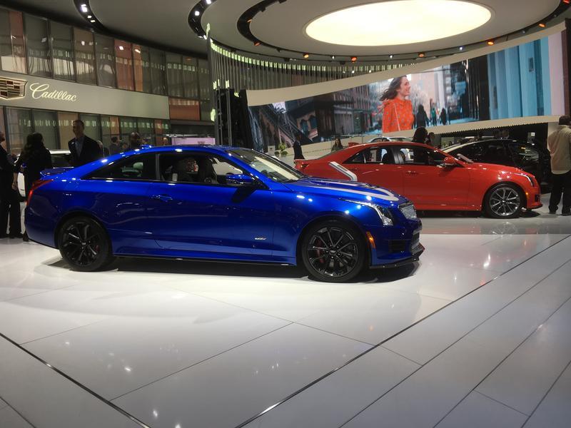 Cadillac ATS-V photo