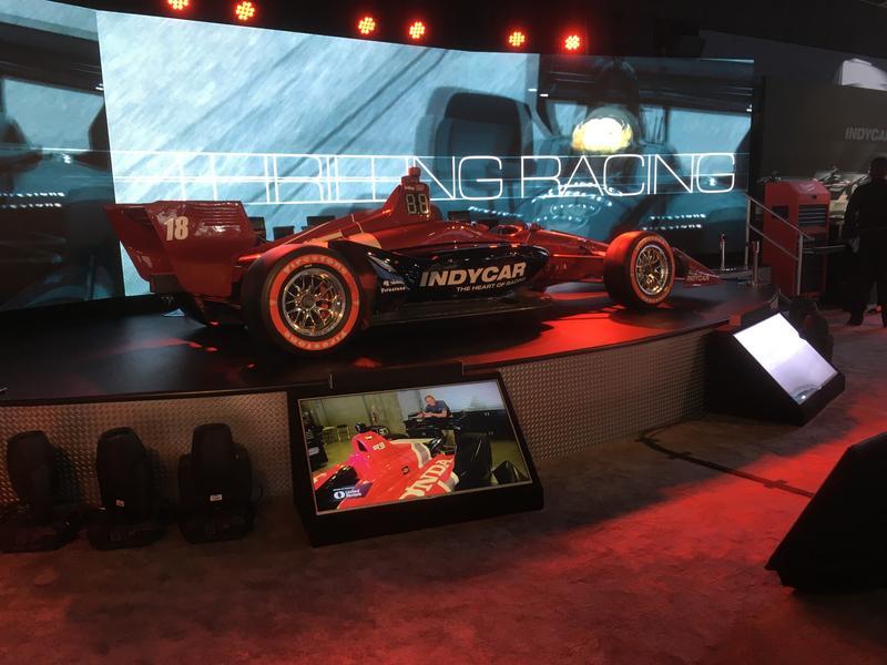 Indy Car photo