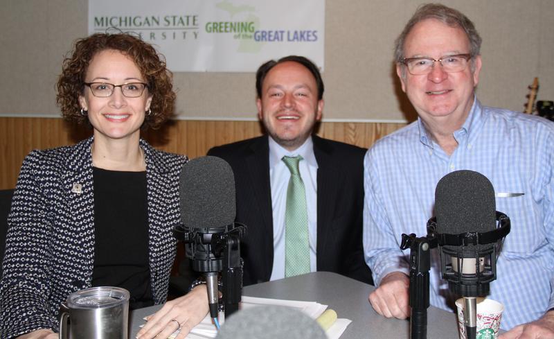 Kristi Bowman, Matt Grossmann, Charley Ballard