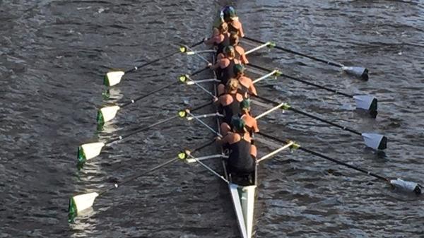 MSU Rowing team photo