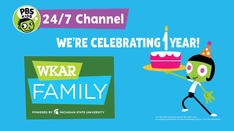 PBS KIDS Birthday Graphic