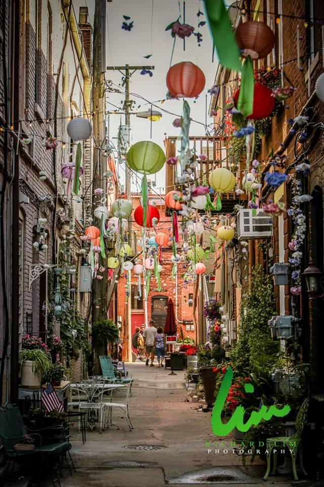 Pretty Alley