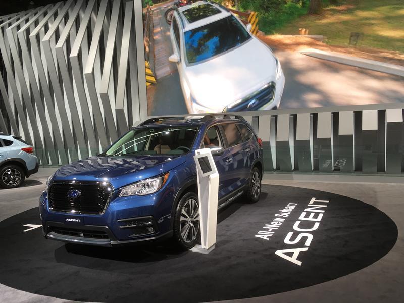 Subaru Ascent photo