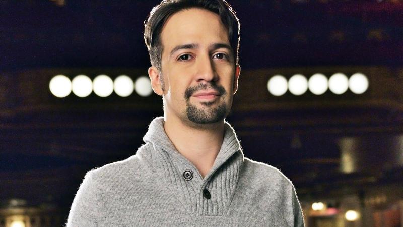 Lin-Manuel Miranda headshot