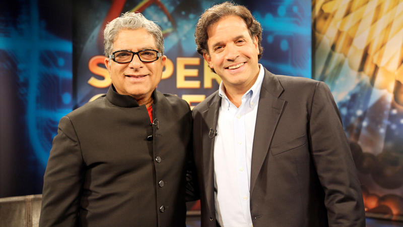 Drs. Deepak Chopra (left) and Rudy Tanzi (right), two pre-eminent leaders in brain-mind-body medicine, answer pressing questions about brain health.