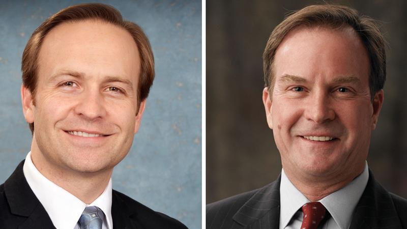 Brian Calley, Bill Schuette