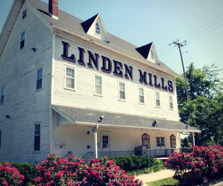 Linden mills building
