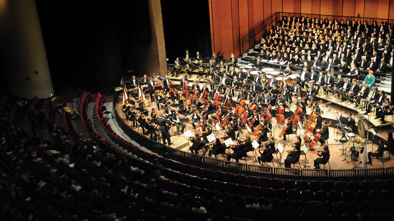 MSU Symphony and Choruses perform Mendelssohn's Elijah this Saturday