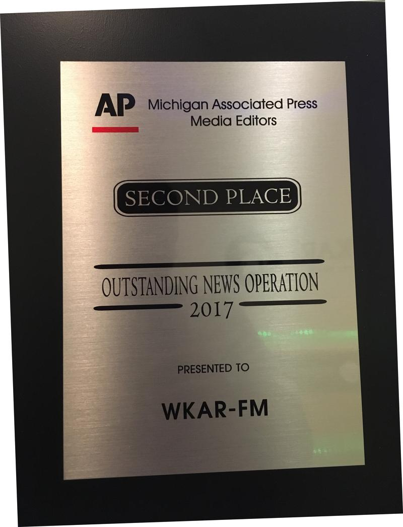 Second place: Outstanding News Operation